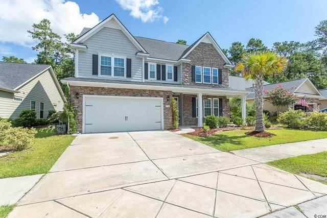 986 Yorkshire Pkwy., Myrtle Beach, SC 29577 (MLS #2105554) :: Surfside Realty Company