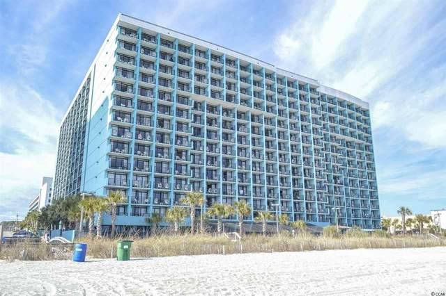 1501 S Ocean Blvd. #1122, Myrtle Beach, SC 29577 (MLS #2105593) :: The Litchfield Company
