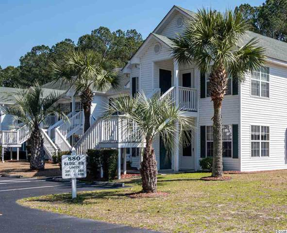 880 Fairway Dr. 306BB, Longs, SC 29568 (MLS #2105599) :: The Litchfield Company