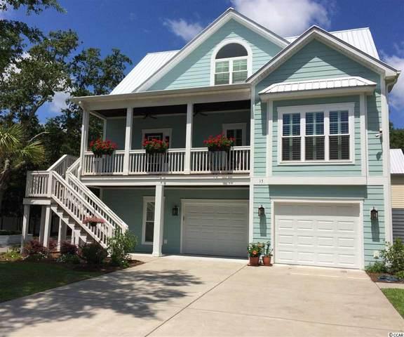 15 Big Oak Pl., Pawleys Island, SC 29585 (MLS #2105601) :: Jerry Pinkas Real Estate Experts, Inc