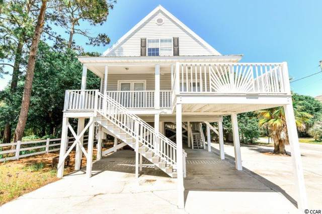 912 S Dogwood Dr., Surfside Beach, SC 29575 (MLS #2105605) :: Leonard, Call at Kingston