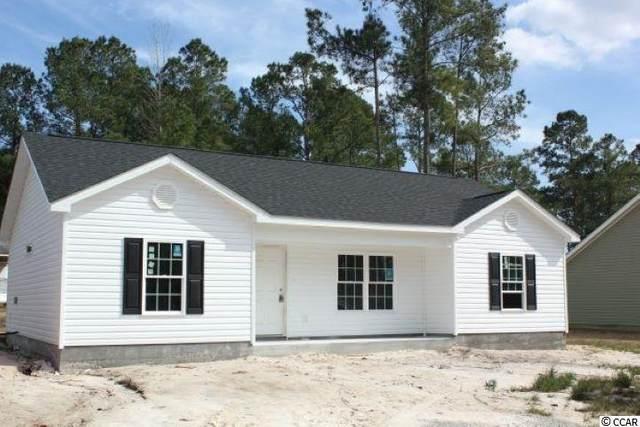 1846 Westridge Blvd., Conway, SC 29527 (MLS #2105616) :: Duncan Group Properties