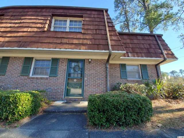 1025 Carolina Rd. Ff4, Conway, SC 29526 (MLS #2105618) :: Team Amanda & Co