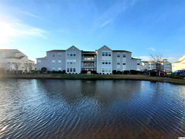 2263 Andover Dr. K, Surfside Beach, SC 29575 (MLS #2105624) :: The Litchfield Company