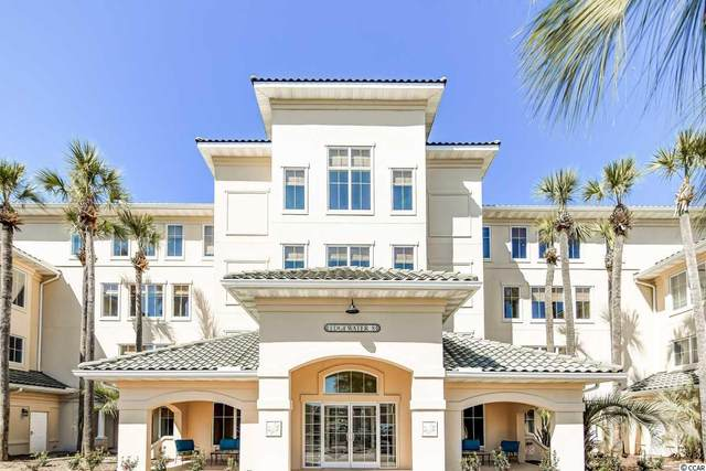 2180 Waterview Dr. #813, North Myrtle Beach, SC 29582 (MLS #2105634) :: Surfside Realty Company