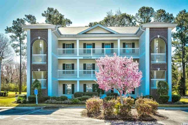 1220 River Oaks Dr. 22-C, Myrtle Beach, SC 29579 (MLS #2105637) :: Dunes Realty Sales