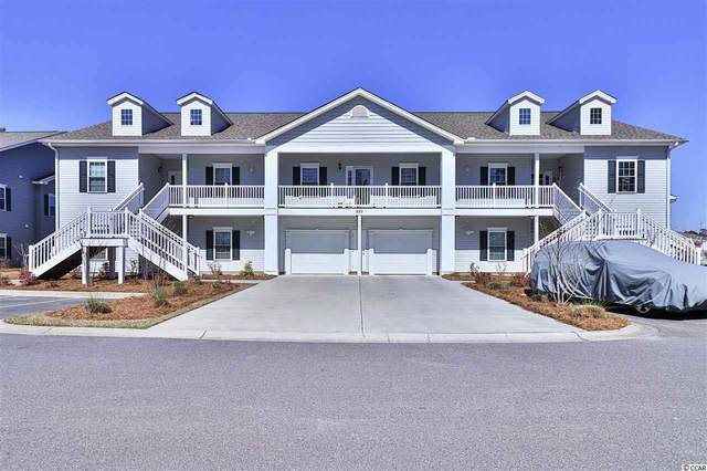 850 Sail Ln. #203, Murrells Inlet, SC 29576 (MLS #2105642) :: James W. Smith Real Estate Co.