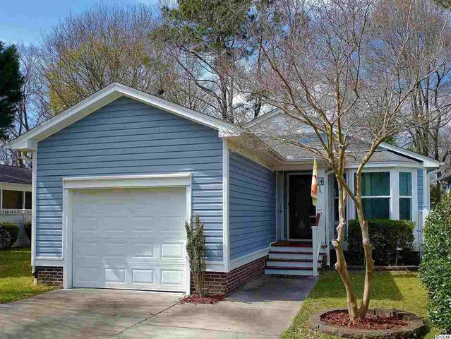 34 Longleaf Circle, Myrtle Beach, SC 29577 (MLS #2105673) :: Armand R Roux | Real Estate Buy The Coast LLC