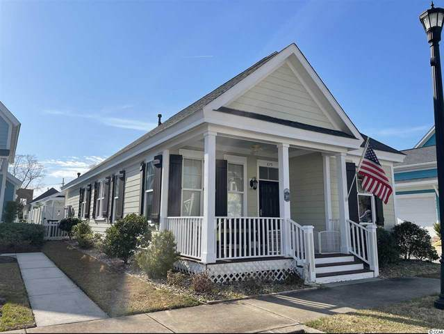 675 Murray Ave., Myrtle Beach, SC 29577 (MLS #2105679) :: Surfside Realty Company