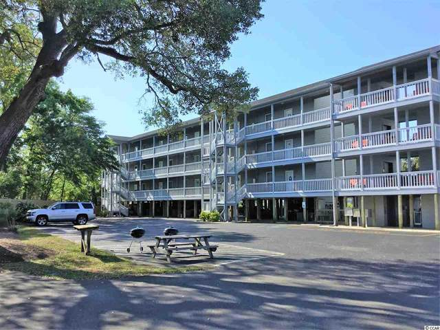 310 Marsh Pl. #208, Murrells Inlet, SC 29576 (MLS #2105699) :: Dunes Realty Sales
