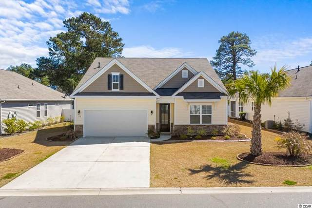 172 Ocean Commons Dr., Surfside Beach, SC 29575 (MLS #2105702) :: The Litchfield Company