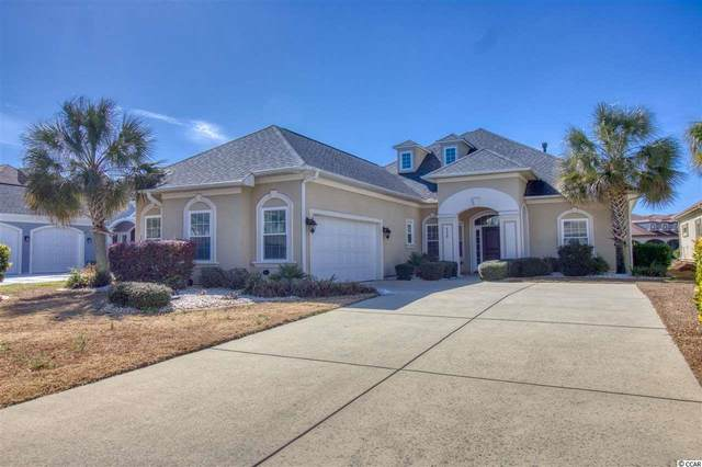 4028 Captiva Row, Myrtle Beach, SC 29579 (MLS #2105709) :: The Lachicotte Company