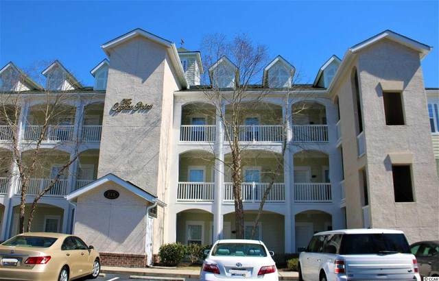 1001 World Tour Blvd. #104, Myrtle Beach, SC 29579 (MLS #2105717) :: James W. Smith Real Estate Co.