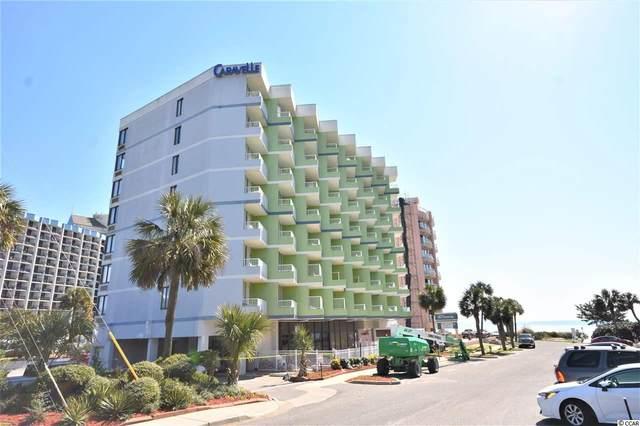 7000 N Ocean Blvd. #730, Myrtle Beach, SC 29572 (MLS #2105718) :: Armand R Roux | Real Estate Buy The Coast LLC