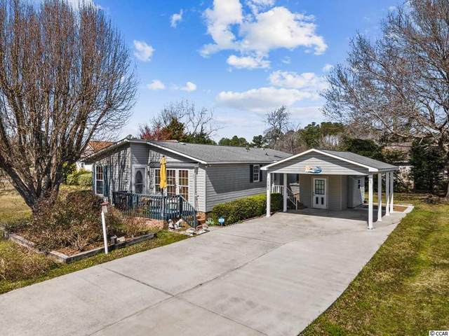 1092 SW Clubview Ln., Calabash, NC 28467 (MLS #2105722) :: Surfside Realty Company
