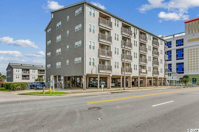 2001 North Ocean Blvd. B-1, North Myrtle Beach, SC 29582 (MLS #2105729) :: Armand R Roux | Real Estate Buy The Coast LLC
