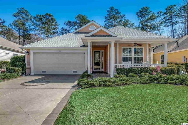 422 Grand Cypress Way, Murrells Inlet, SC 29576 (MLS #2105769) :: Duncan Group Properties