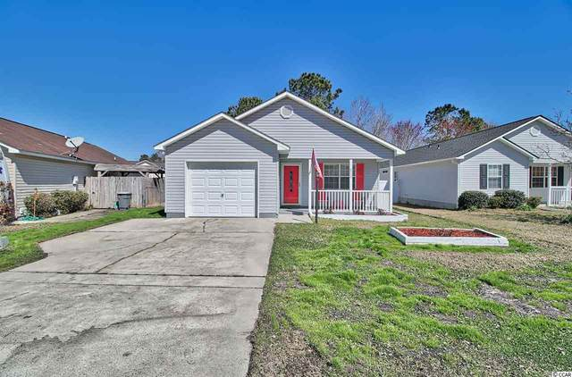 8029 Resin Rd., Murrells Inlet, SC 29576 (MLS #2105773) :: Jerry Pinkas Real Estate Experts, Inc