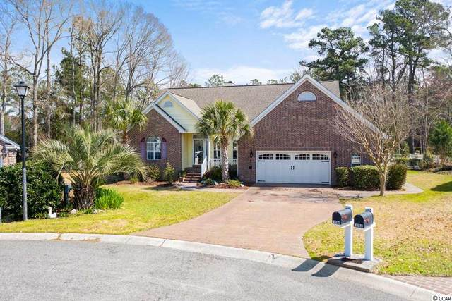 1764 Parsons Way, Surfside Beach, SC 29575 (MLS #2105779) :: Surfside Realty Company