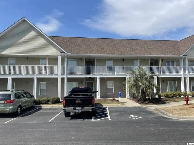 121 Butkus Dr. 5-2, Myrtle Beach, SC 29588 (MLS #2105785) :: Team Amanda & Co