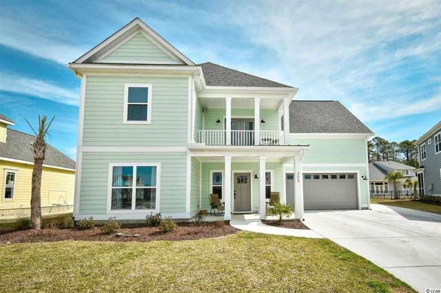 305 Spartina Ct., North Myrtle Beach, SC 29582 (MLS #2105794) :: Sloan Realty Group