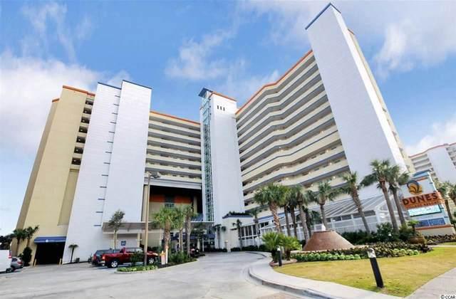 5300 N Ocean Blvd. #112, Myrtle Beach, SC 29577 (MLS #2105820) :: Jerry Pinkas Real Estate Experts, Inc