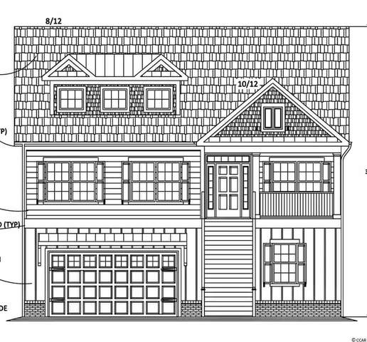 TBD Harbour View Dr., Myrtle Beach, SC 29579 (MLS #2105849) :: James W. Smith Real Estate Co.