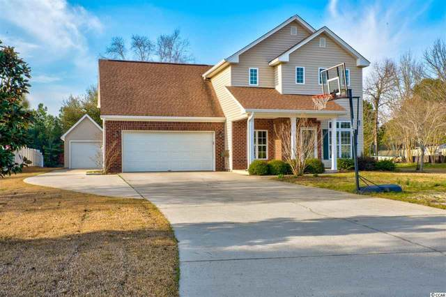 2740 Canvasback Trail, Myrtle Beach, SC 29588 (MLS #2105855) :: Surfside Realty Company