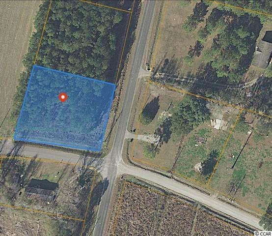 TBD Hagan Rd., Green Sea, SC 29545 (MLS #2105865) :: Leonard, Call at Kingston