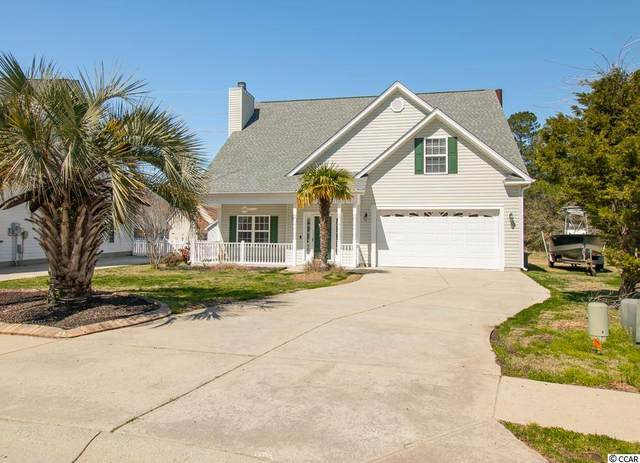 272 Fox Catcher Dr., Myrtle Beach, SC 29588 (MLS #2105903) :: Surfside Realty Company