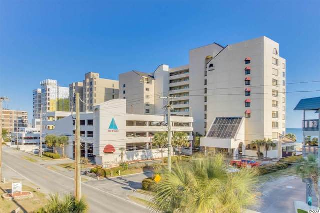 6100 N Ocean Blvd. #305, North Myrtle Beach, SC 29582 (MLS #2105907) :: Surfside Realty Company