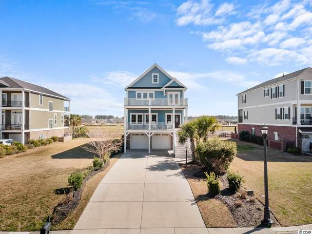 389 St. Julian Ln., Myrtle Beach, SC 29579 (MLS #2105939) :: Jerry Pinkas Real Estate Experts, Inc
