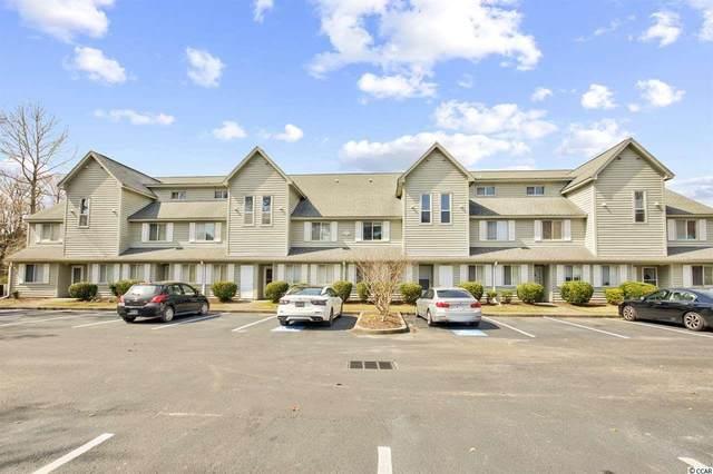 923 Fairwood  Dr. 23-R, Myrtle Beach, SC 29588 (MLS #2106002) :: The Litchfield Company