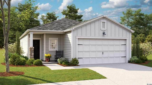 168 Timber Oaks Dr., Myrtle Beach, SC 29588 (MLS #2106012) :: The Litchfield Company