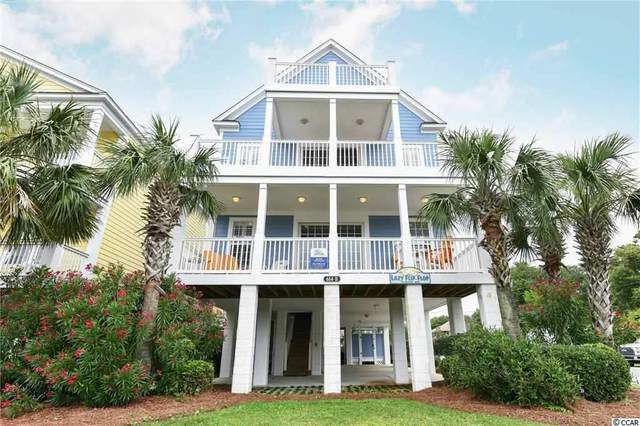 614-B N Ocean Blvd., Surfside Beach, SC 29575 (MLS #2106026) :: Sloan Realty Group