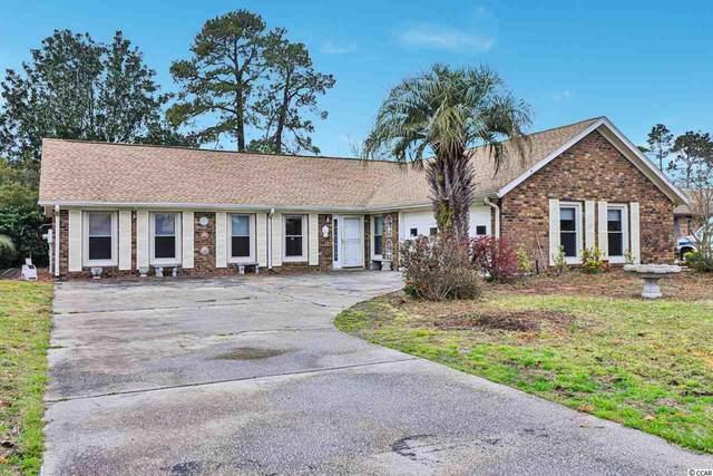 1011 Plantation Dr., Surfside Beach, SC 29575 (MLS #2106046) :: Duncan Group Properties