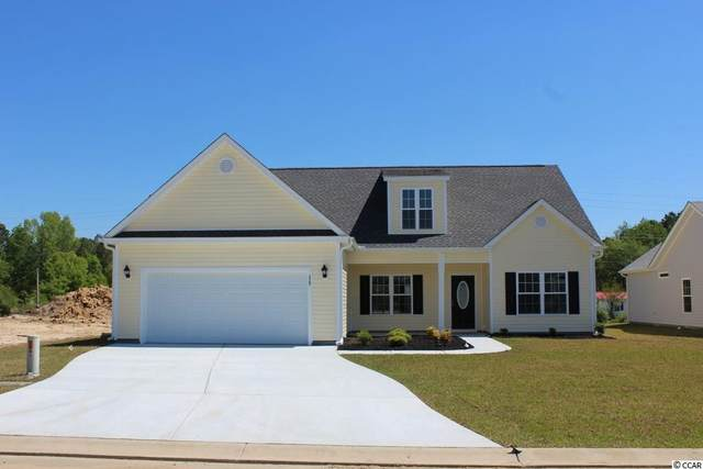212 Old Dunn Ln., Conway, SC 29526 (MLS #2106047) :: Duncan Group Properties