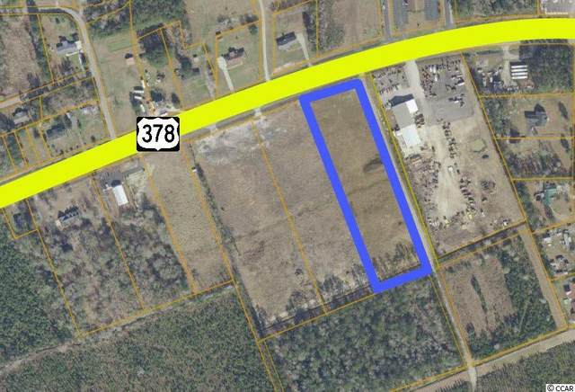 TBD Highway 378, Conway, SC 29527 (MLS #2106064) :: Armand R Roux   Real Estate Buy The Coast LLC