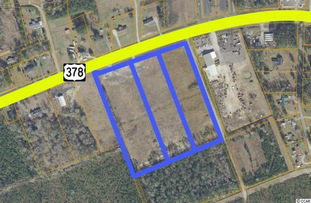 TBD Highway 378, Conway, SC 29527 (MLS #2106065) :: Armand R Roux   Real Estate Buy The Coast LLC