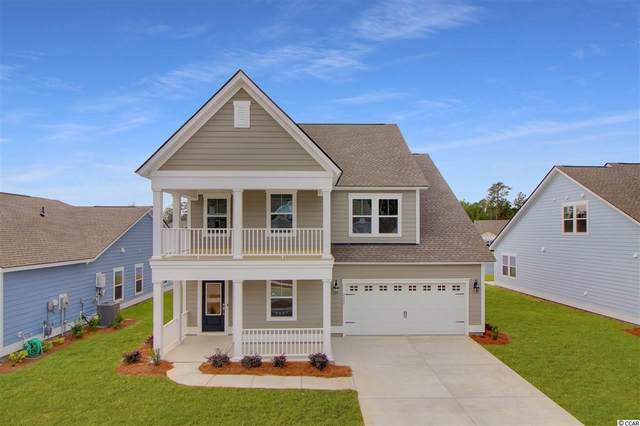 1141 Harbison Circle, Myrtle Beach, SC 29579 (MLS #2106091) :: Surfside Realty Company