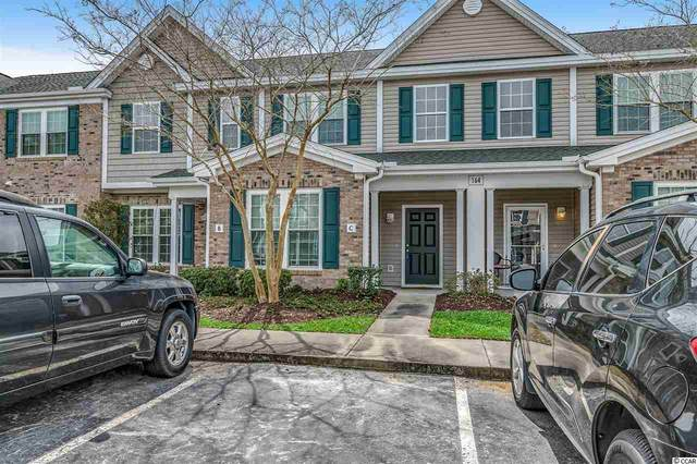 164 Chenoa Dr. Unit C, Murrells Inlet, SC 29576 (MLS #2106100) :: The Litchfield Company