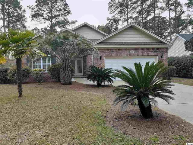 10 Old Barge Dr., Pawleys Island, SC 29585 (MLS #2106112) :: Surfside Realty Company