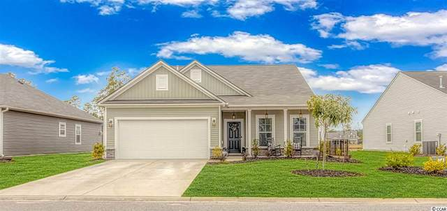 578 Heritage Downs Dr., Conway, SC 29526 (MLS #2106125) :: Surfside Realty Company