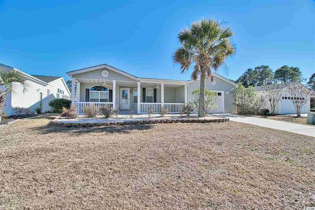 579 Woodholme Dr., Conway, SC 29526 (MLS #2106144) :: Surfside Realty Company