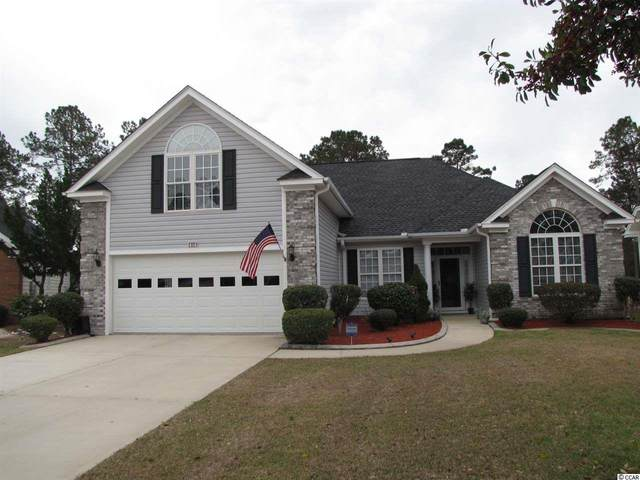 616 Trawler Bay Ct., Conway, SC 29526 (MLS #2106148) :: Sloan Realty Group
