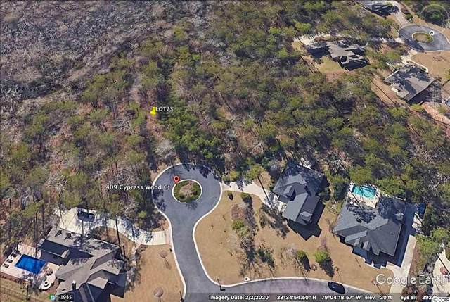 LOT 23 Cypress Wood Ct., Murrells Inlet, SC 29576 (MLS #2106163) :: Surfside Realty Company