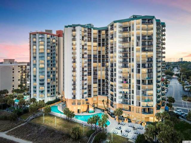 2710 N Ocean Blvd. #1402, Myrtle Beach, SC 29577 (MLS #2106200) :: Jerry Pinkas Real Estate Experts, Inc