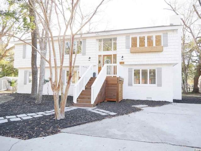 913 S Myrtle Dr., Surfside Beach, SC 29575 (MLS #2106213) :: The Litchfield Company