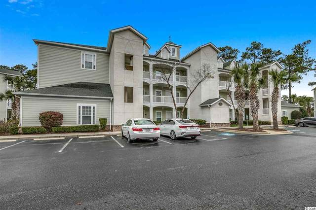 108 Cypress Point Ct. #204, Myrtle Beach, SC 29579 (MLS #2106219) :: The Litchfield Company