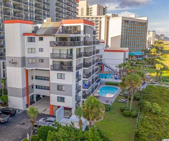 200 72nd Ave. N #303, Myrtle Beach, SC 29572 (MLS #2106221) :: Surfside Realty Company